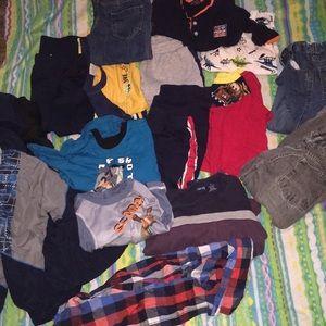 Boys 3/4/5T boys clothes